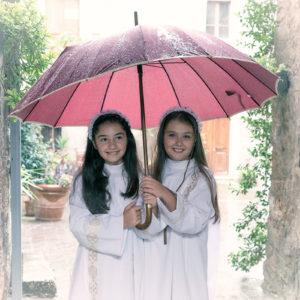 COMUNIONE ALICE E MICHELA