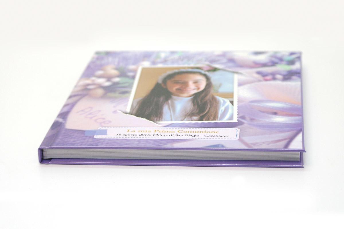 Fotolibro 20x20 comunione